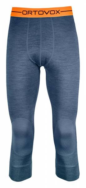 Ortovox 185 Rock´n´Wool Short Pants Herren Funktionsunterwäsche night blue blend