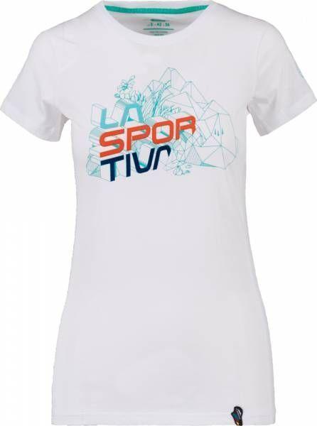 La Sportiva Cubic T-Shirt Women white