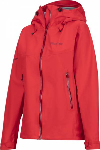 Marmot Starfire Jacket Women Hardshelljacke scarlet red