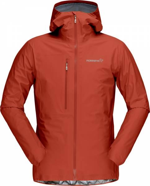 Norrona bitihorn Gore-Tex Active 2.0 Jacket Men Hardshelljacke rooibos tea