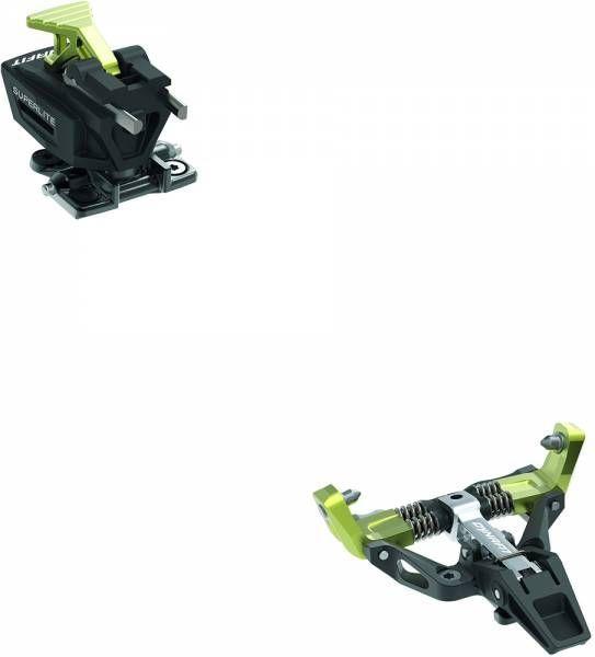 Dynafit TLT Superlite 175 Z12 Skitourenbindung schwarz/gelb