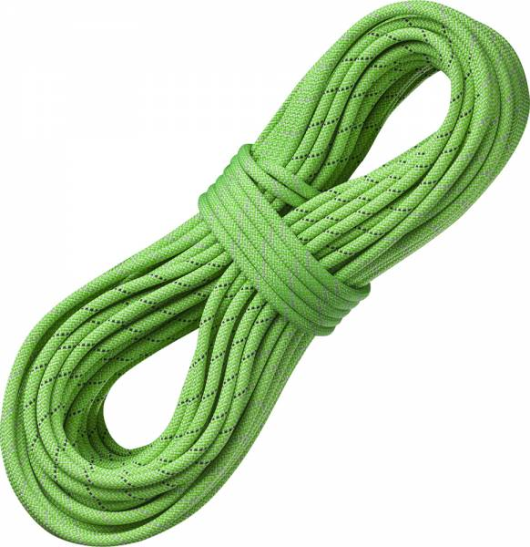 Edelrid Tommy Caldwell Pro Dry DT 9,6 mm neon green Kletterseil