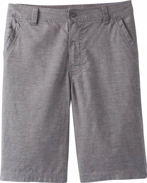 "Prana Furrow Short 8"" Inseam gravel"