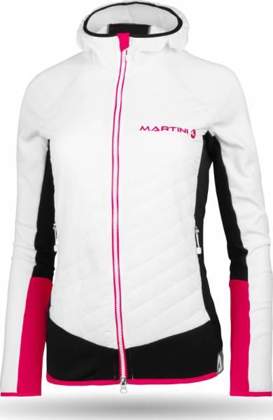 Martini Carezza Jacket Women whiteblackpink Kombijacke