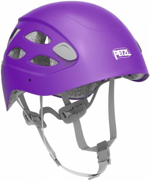 Petzl Borea Damen Kletterhelm violett