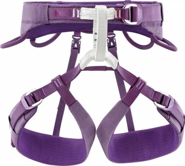 Petzl Luna Women Klettergurt violett
