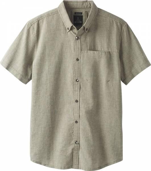 Prana Agua Shirt Slim Men Hemd cargo green