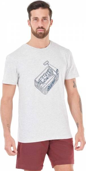 Picture Tricana Tee Men T-Shirt light grey