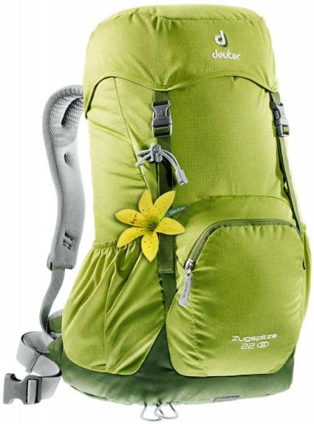 Deuter Zugspitze 22 SL Women moss-pine