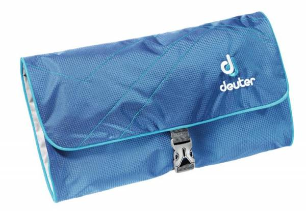 Deuter Wash Bag II midnight-turquoise Kulturbeutel