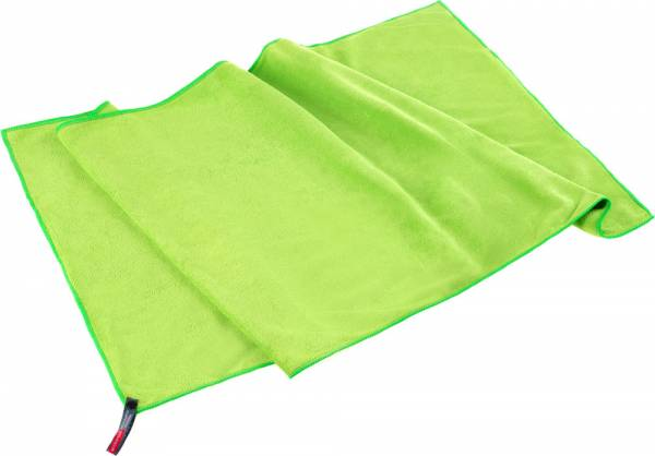 LACD Soft Towel lime L Mikrofaserhandtuch