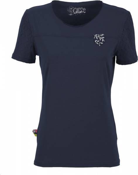 E9 Mimi-S20 Women T-Shirt blue navy