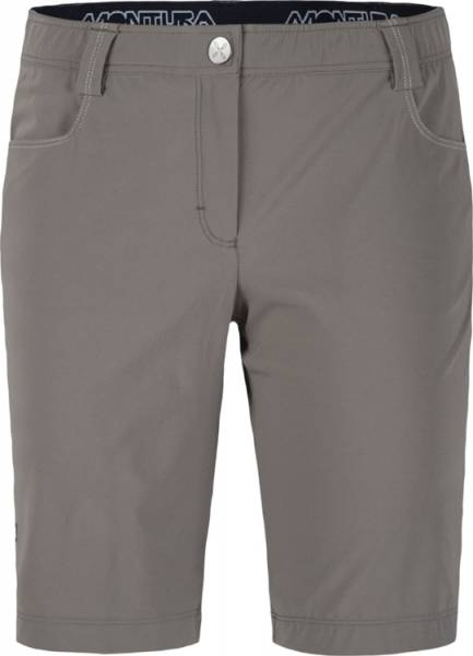 Montura Stretch 2 Bermuda-Short Women tortora