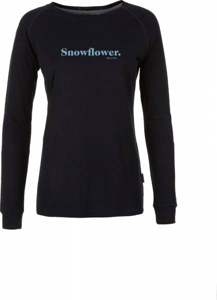 Pally´Hi Snowflower Longsleeve Women bluek