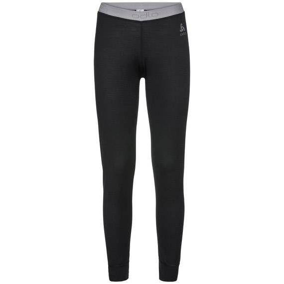 Odlo Suw Bottom Pant Natural 100% Merino warm Funktionsunterhose Damen black 20/21