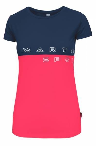 Martini Sportswear Hype Damen Sportshirt punch/true navy