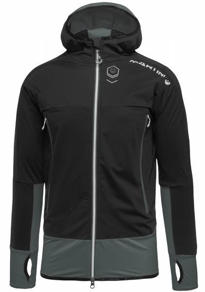 Martini Sportswear Elevation Herren Midlayer black/steel