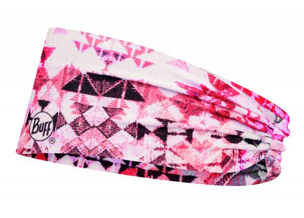 BUFF® Coolnet UV+ Tapered Headband Stirnband azir multi