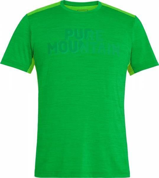 Salewa Puez Hybrid 2 Dry S/S Tee Men T-Shirt classic green