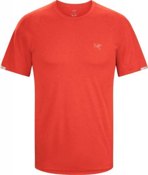 Arcteryx Cormac Crew SS Men Shirt flare