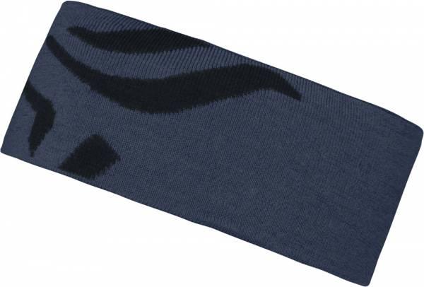 Norrona /29 mega logo Headband Stirnband cool black