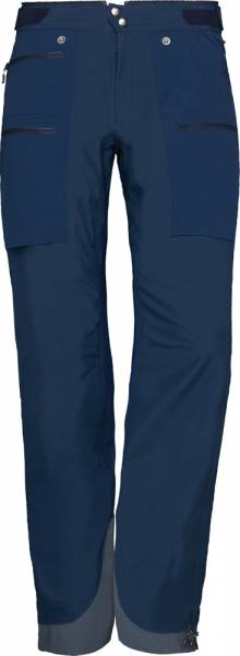 Norrona Lyngen Windstopper hybrid Pants Women Skitourenhose indigo night