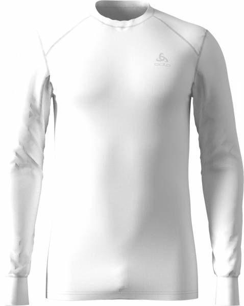Odlo Active Originals Warm Shirt Longsleeve crew neck Men white