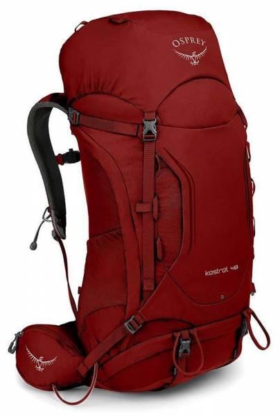 Osprey Kestrel 48 M/L Trekkingrucksack rogue red
