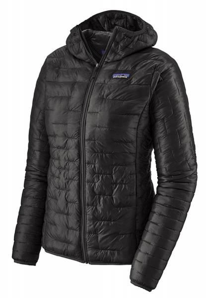 Patagonia W's Micro Puff® Hoody Damen Isolationsjacke black