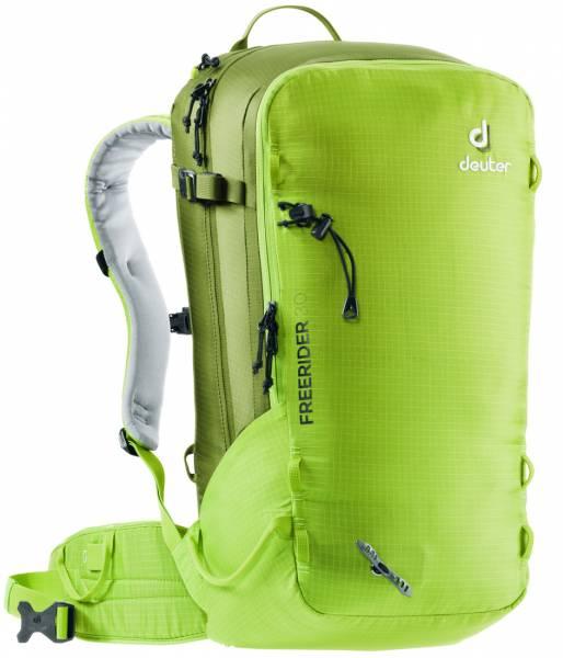 Deuter Freerider 30 Herren Skitourenrucksack citrus-moss