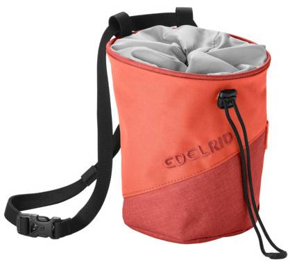 Edelrid Chalk Bag Monoblock koi orange