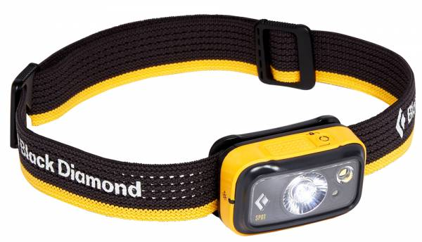 Black Diamond Spot 325 Lumen Headlamp citrus