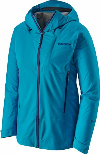 Patagonia Ascensionist Jacket Women curacao blue