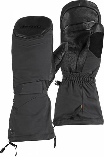 Mammut Scalottas 2 in 1 Mitten Handschuhe black