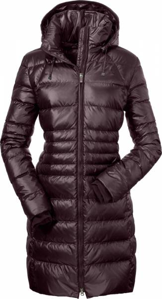 Schöffel Down Coat Orleans1 Mantel Women shale