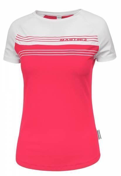 Martini Sportswear Enjoy Life Damen Funktionsshirt punch/white