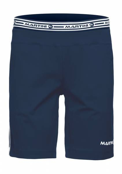 Martini Sportswear Freedom Damen Zipp-Short true navy