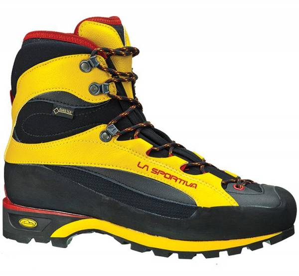 La Sportiva Trango Guide EVO GTX yellow-black