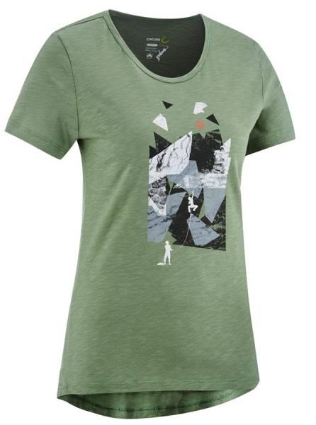 Edelrid Women Highball T-Shirt IV Damen seaspray