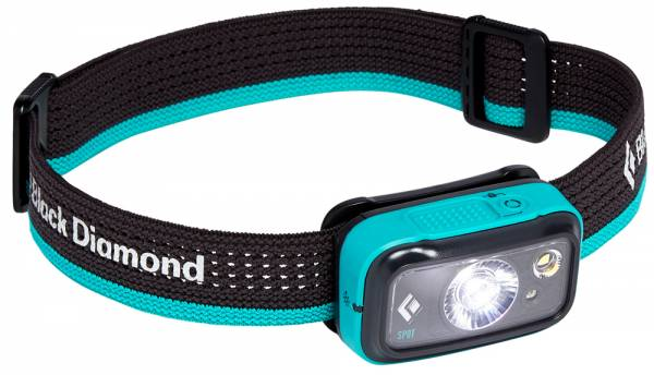 Black Diamond Spot 325 Lumen Headlamp aqua blue