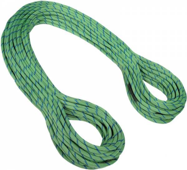 Mammut Twilight Dry 7,5mm Kletterseil neon green