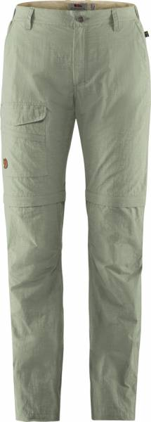 Fjällräven Travellers MT Zip Off Trousers Women Berghose sage green