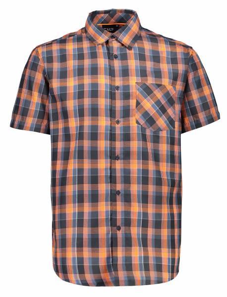 CMP Shirt Men Hemd plutone-cosmo (30T9937)