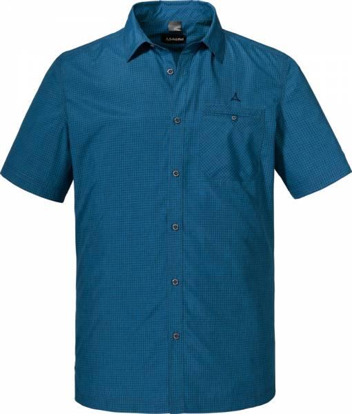Schöffel Bregenzerwald Shirt Men directoire blue Hemd