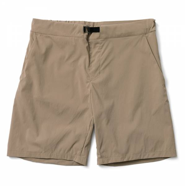 Houdini Wadi Shorts Damen Outdoor-Short misty beach