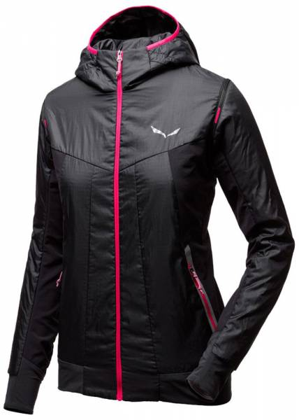 Salewa Pedroc Hybrid Alpha 2/1 Jacket Women Isolationsjacke black out