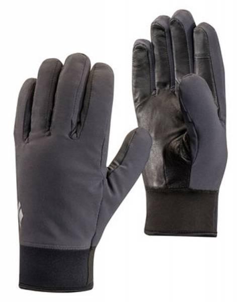 Black Diamond Midweight Softshell Handschuh smoke