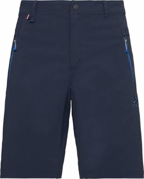 Odlo Wedgemount Shorts Men Outdoor-Short diving navy