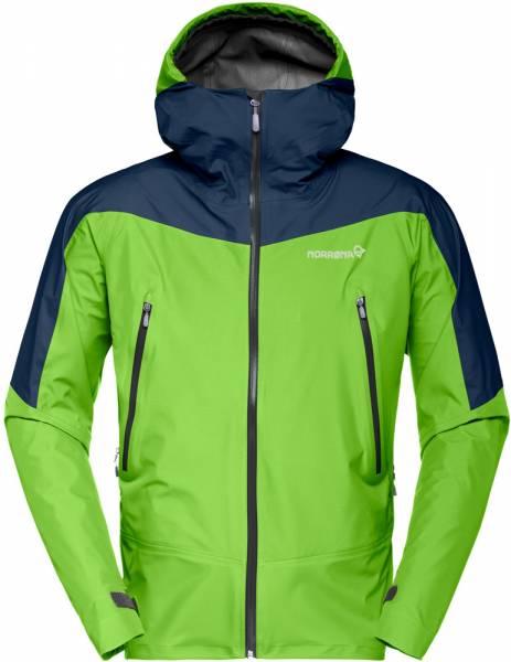 Norrona Falketind Gore-Tex Jacket Men Hardshelljacke Bamboo Green