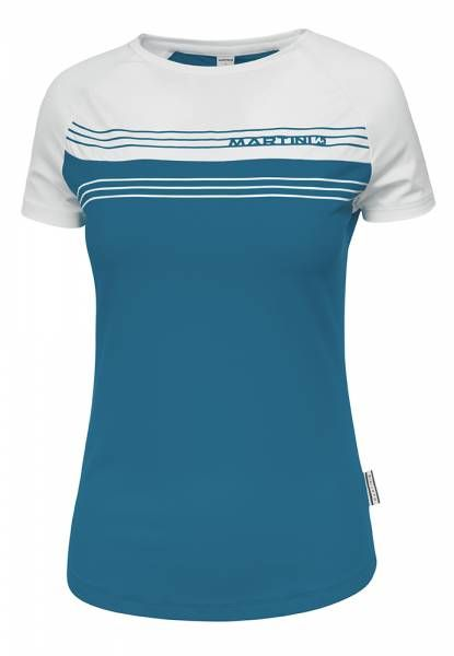Martini Sportswear Enjoy Life Damen Funktionsshirt insignia/white
